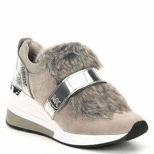 Like New Michael Kors Maven Sneaker